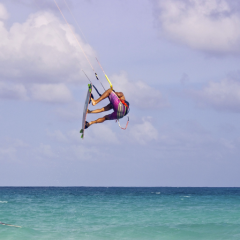 Kiteboarding School Cancun & Riviera Maya